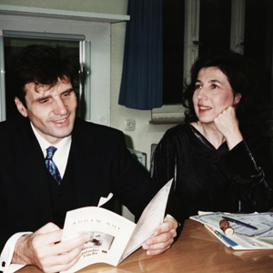 Wolfgang Holzmair and Imogen Cooper